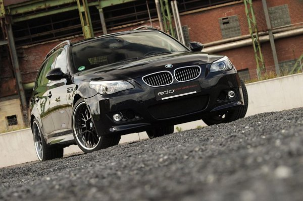 2011 BMW M5 Edo Competition