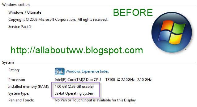 Menembus Limit Ram 4GB pada Windows 7 32-bit  Windows%2B7%2B32-bit%2B2%252C99GB