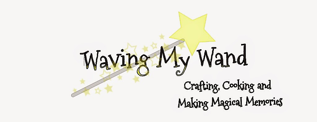 Waving My Wand