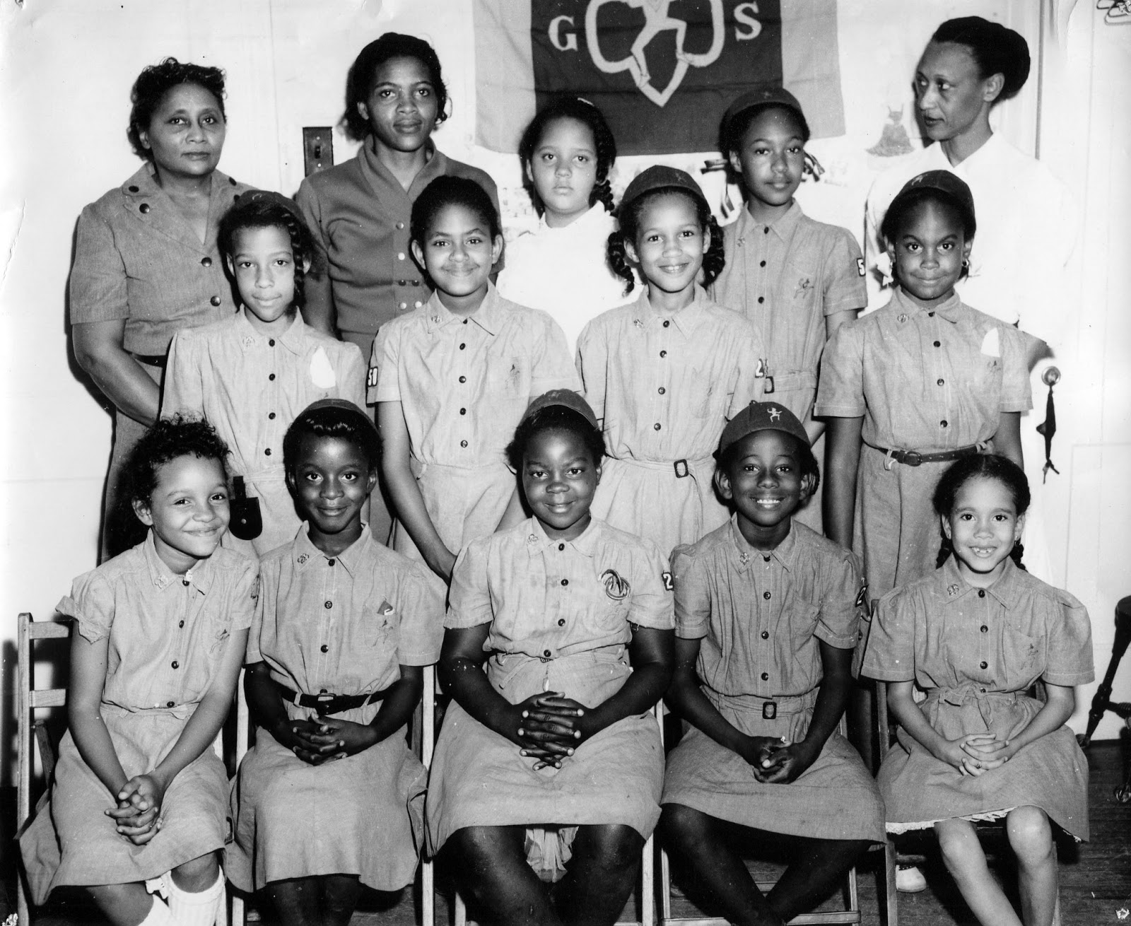 Girl Scouts of San Jacinto Council Blog: Black History Month