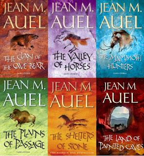 Jean M Auel's Earth's Children Series