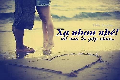Tâm sự những câu nói hay về yêu xa...