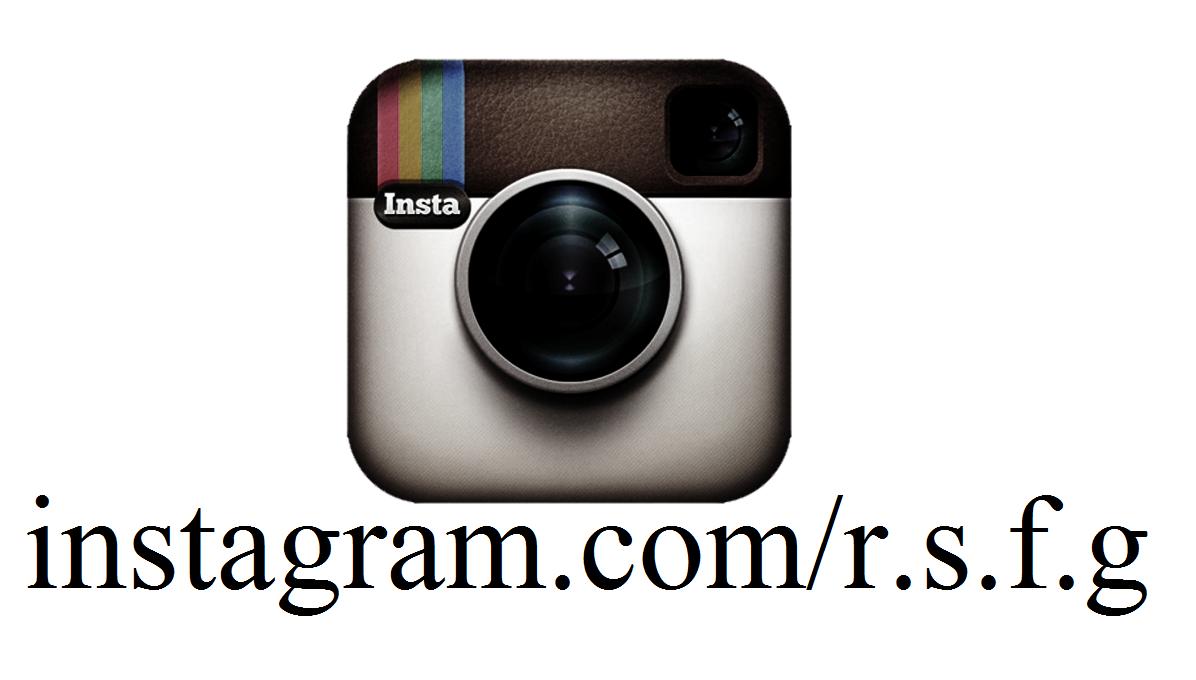RSFG Instagram