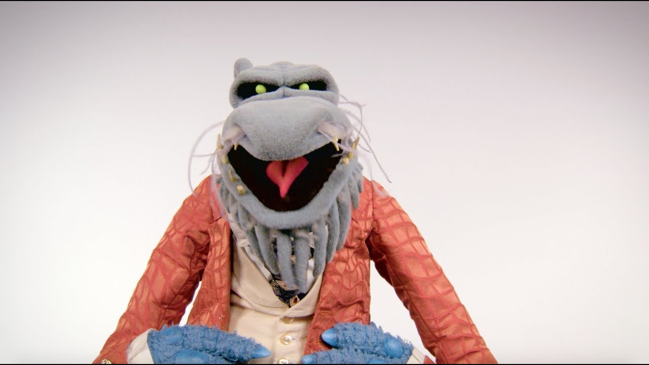 Muppet Thought of the Week - Uncle Deadly\'s Stylish Spectacle ...