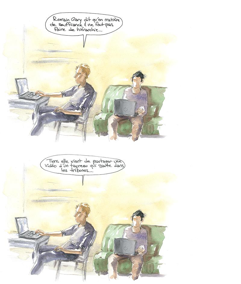 éthique environnementale, éthique animale, Romain Gary