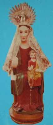 Virgen del Cébrano