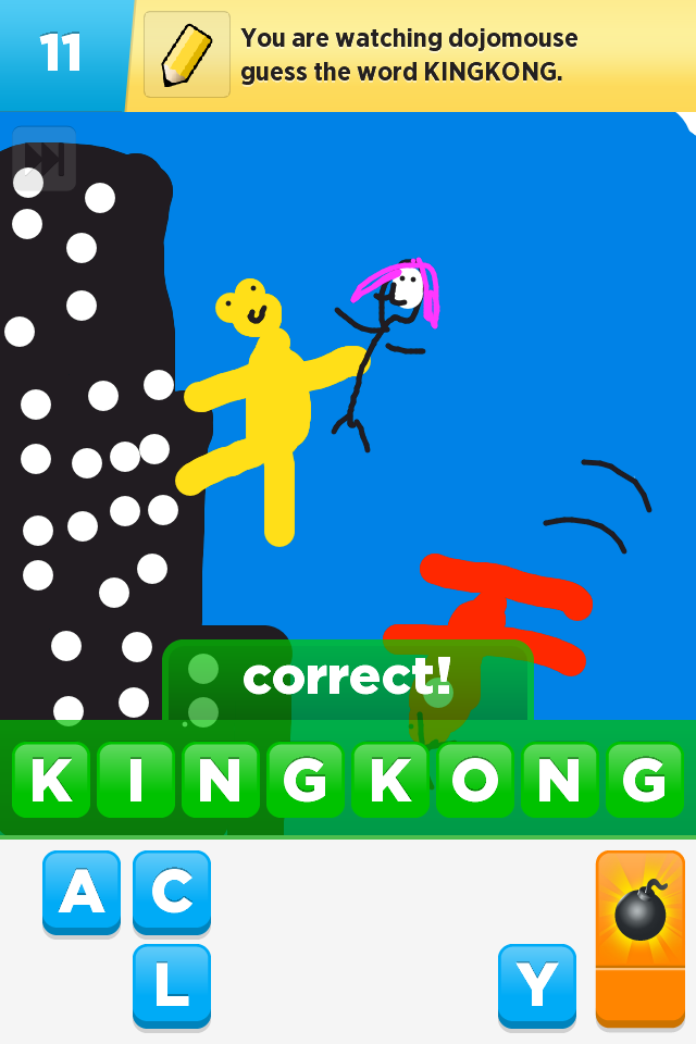 My Draw Something Skills Andrew Girardin S Blog
