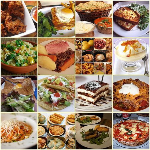 foodvsfood types of foods