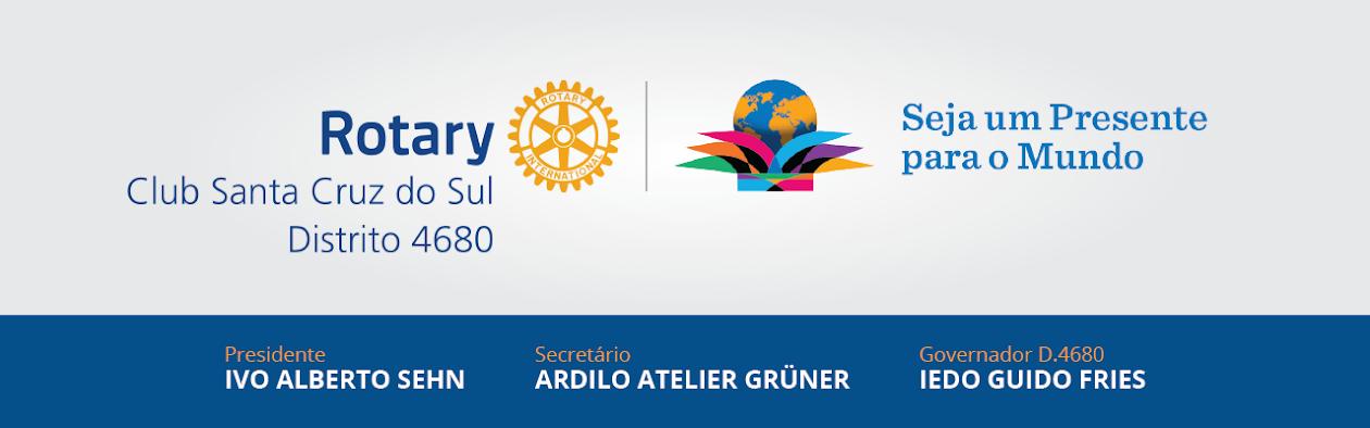 Rotary Club Santa Cruz do Sul • Distrito 4680