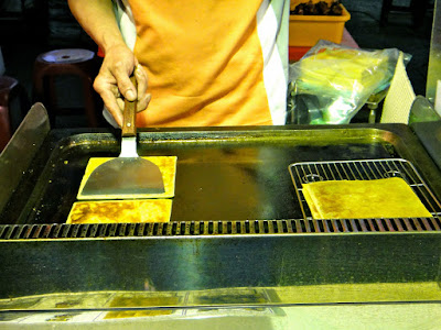 Cheese Biscuit Original at Liuhe Night Market Kaohsiung Taiwan