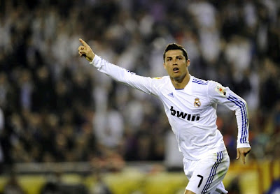 Ronaldo scored the only goal of the final