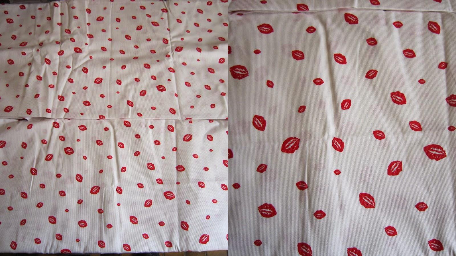 Ce tissu en piqué de coton