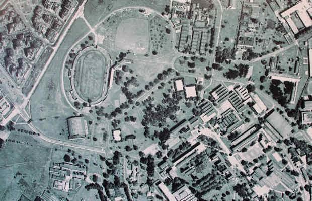 Cuidad Universitaria Campus UNAL Sede Bogotá