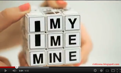 video klip zaskia plagiat 4Minute, rubik