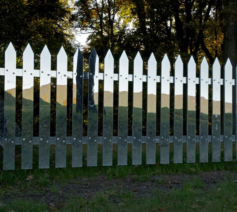 Genialne ogrodzenie
