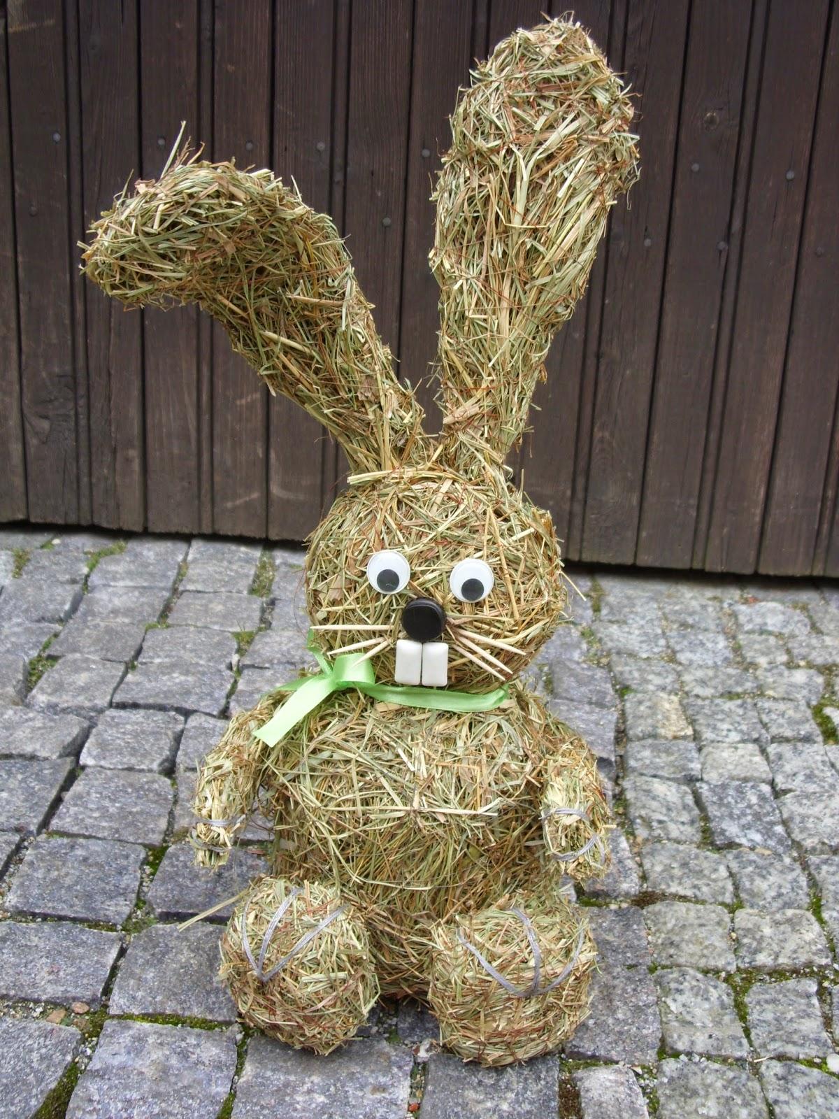 Wyroby rękodzieła artystycznego   Ręcznie wykonane: Wielkanocny zając