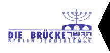 Brücke Berlin - Jerusalem
