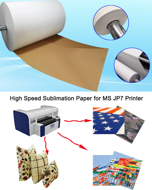 45gsm sublimation transfer paper