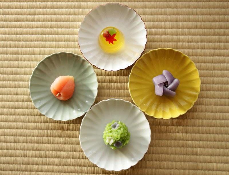 wagashi, dulce japonés