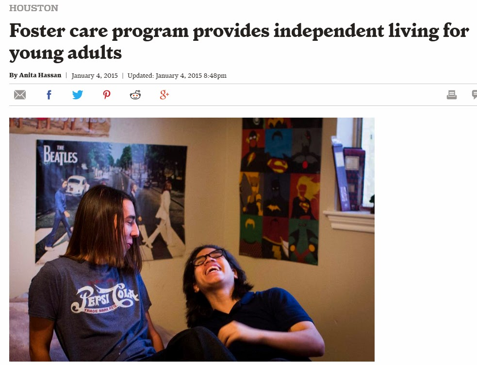 http://www.houstonchronicle.com/news/houston-texas/houston/article/Foster-care-program-provides-independent-living-5993654.php