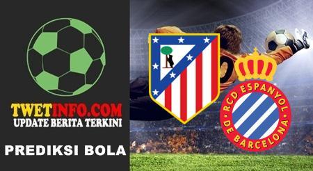 Prediksi Atletico Madrid vs Espanyol