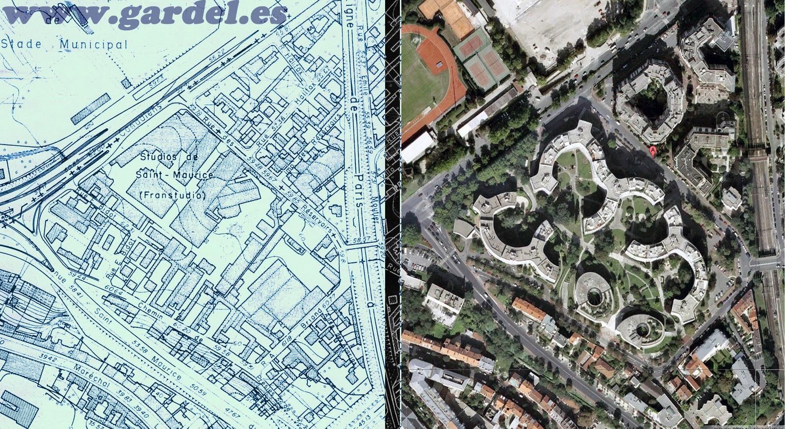 Studios de Saint-Maurice (Studios Paramount) 7rue+des+Reservoirs+Saint+Maurice+1947-2003