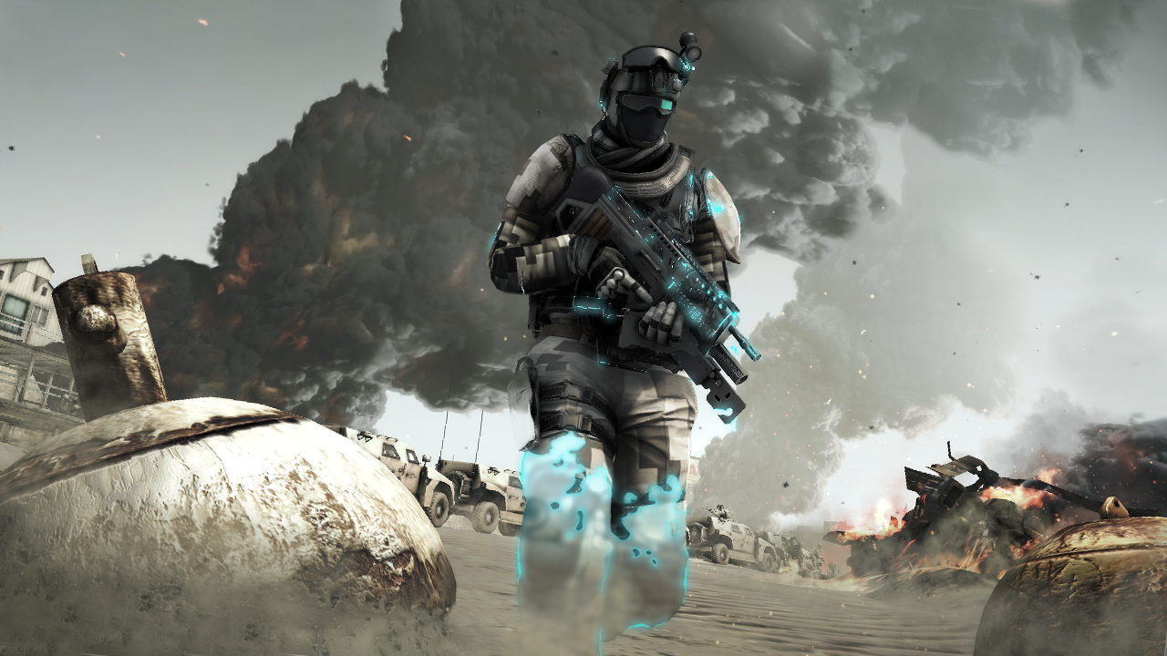 Ghost recon future soldier ya tiene disponible su pase de temporada