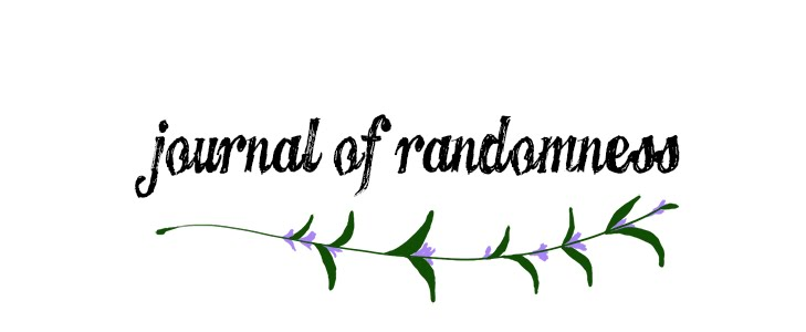 Journal of Randomness ♥