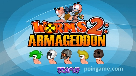 Download Game Worms 2: Armageddon for Android