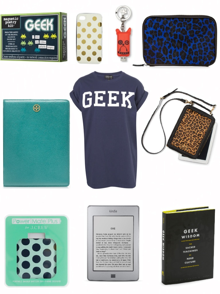 Geek Chic Christmas Gift Guide | Pink Julep