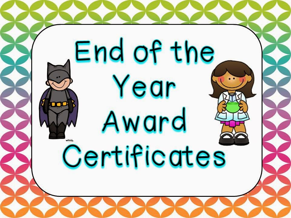 http://www.teacherspayteachers.com/Product/Editable-End-of-the-Year-Award-Certificates-Pack-1195835