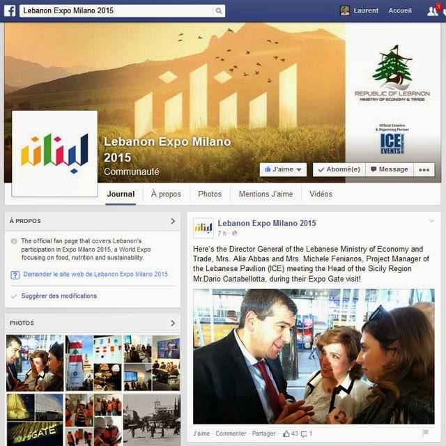 https://www.facebook.com/LebanonExpoMilano