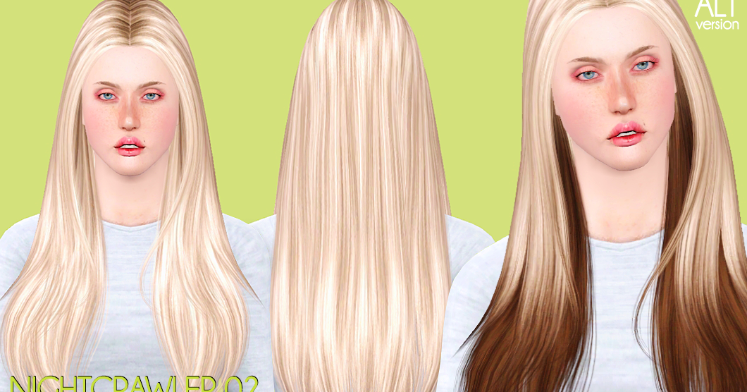 Sims 3 Download Hair Newsea Vale Night Download
