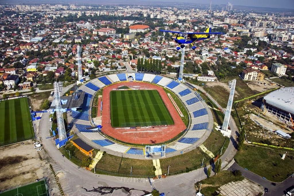 "Stadion: ❤ ""ION OBLEMENCO"" CRAIOVA - Romania"