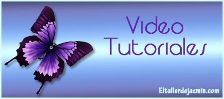 videotutoriales el taller de jazmin