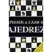 Aprende a jugar al ajedrez - Contiene Libro, Tablero y las piezas de Ajedrez