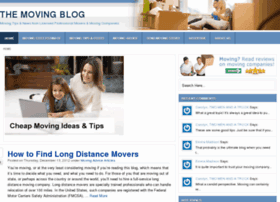 The Moving Blog
