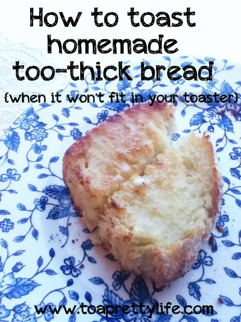 tutorial, toast, bread, homemade, baking how-to, diy