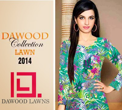 Dawood Collection Lawn 2014 Vol.2