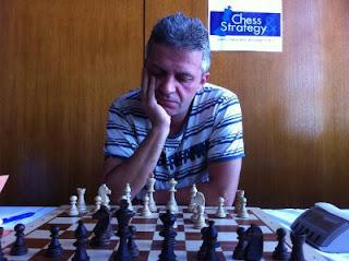 Échecs à Dieppe : le grand-maître Andrei Istratescu © Chess & Strategy