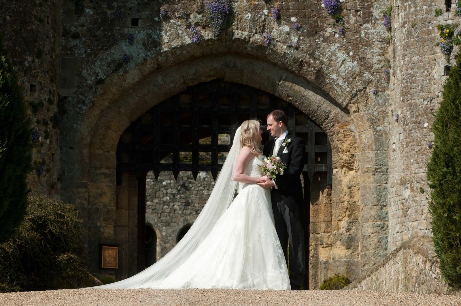 Castle post wedding