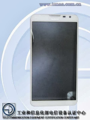 Huawei Ascend Mate 2 gets leaked by the Chinese TENNA