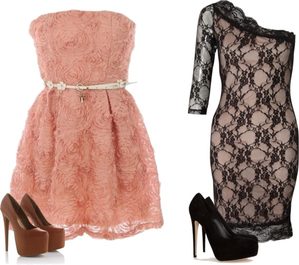 vestidos para o natal 2012