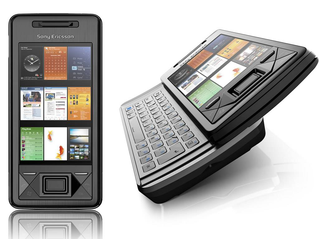 Sony Ericsson Xperia X1 specification review ~ Lintasan ...