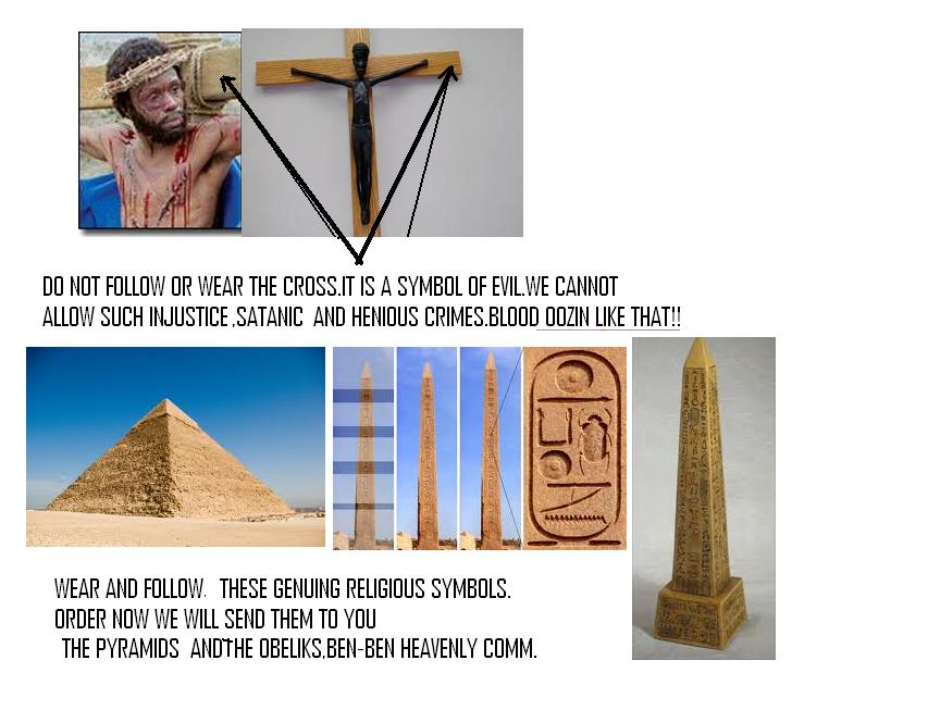 Global Original Heritage Revival Ministries The Cross Is A Symbol