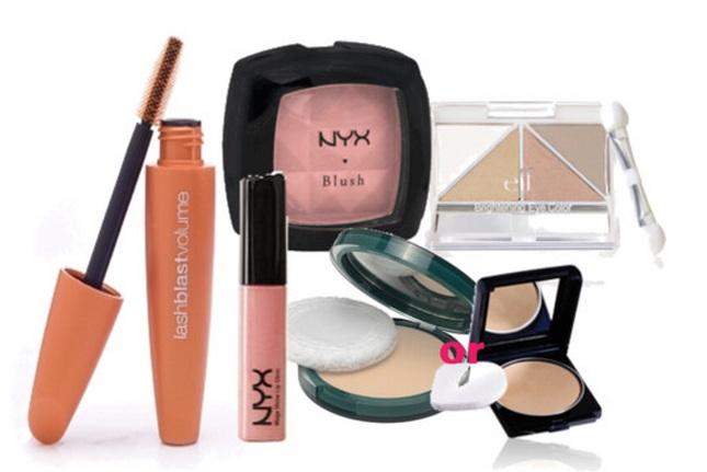 Dash Of Dazzle A Basic Starter Makeup Kit