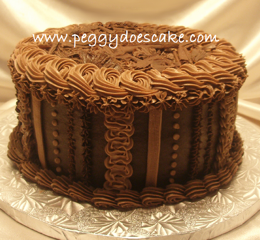 Roberts Chocolate Triple Cake After 21st Birthday