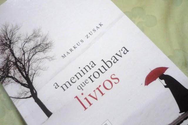 """Ganhador do livro """"A Menina que Roubava Livros"""""""