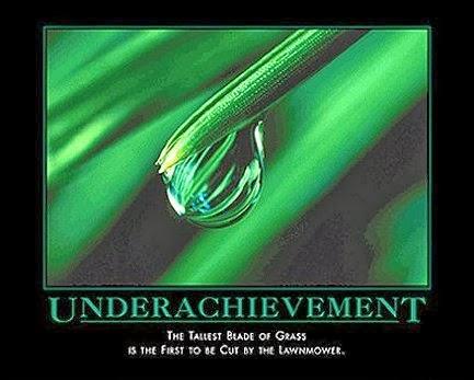 Under Achievement