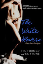 <i>The Write Lovers</i><br>By Tia Tormen and C.K. Stone